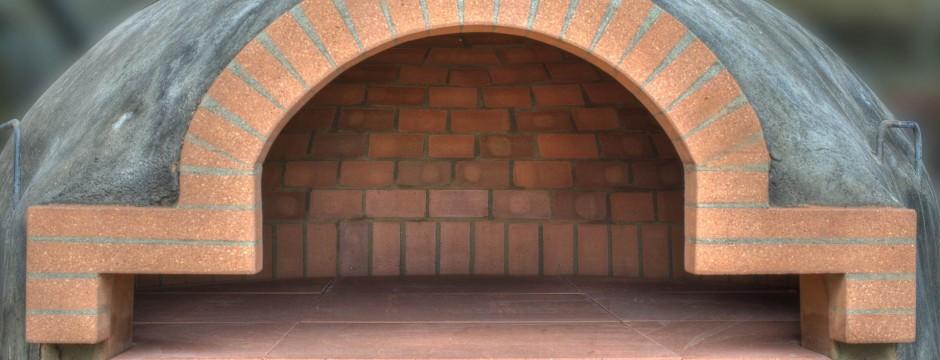 Forno del nonno 100 forni per esterno for Forno a legna in mattoni refrattari
